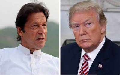 وزیراعظم عمران خان ڈونلڈ ٹرمپ کو دورہ پاکستان کی دعوت دیں گے