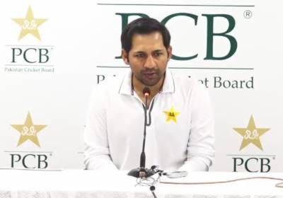 چیئرمین پی سی بی نے مجھے کپتان بنایا،اب فیصلہ انہیں ہی کرنا ہے:سرفراز احمد
