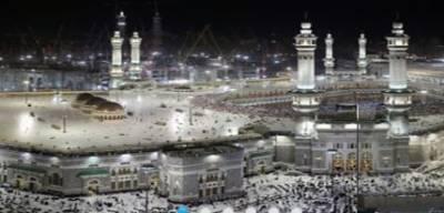 44 پروازوں سے 9 ہزار 885 عازمین مدینہ منورہ پہنچ گئے, ترجمان وزارت مذہبی امور