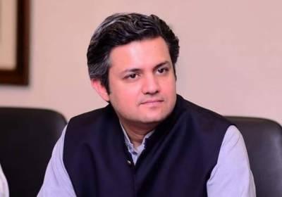 حماد اظہر سے ریونیو کا قلمدان واپس، وفاقی وزیر اقتصادی امور ڈویژن مقرر