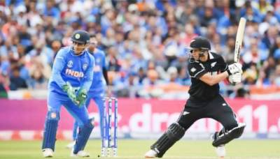 نیوزی لینڈ کا بھارت کو جیت کے لیے 240 رنز کا ہدف