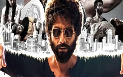 """شاہد کپور کی نئی فلم """"کبیر سنگھ"""" نے ایک ہفتے میں چار ریکارڈ توڑ ڈالے"""