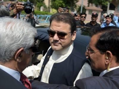 حسین نواز نے جج ارشد ملک کے الزامات رد کر دیے