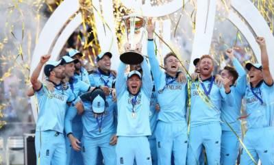 ورلڈکپ 2019 :انگلینڈ کرکٹ کا عالمی چیمپئن بن گیا