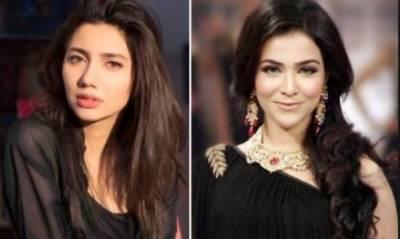 حمائما ملک نے ماہرہ خان کو باہمت خاتون قرار دیدیا