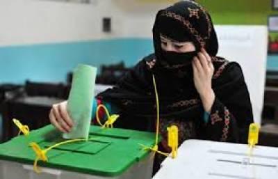 سابقہ فاٹا میں صوبائی اسمبلی کے انتخابات کیلئے پولنگ جاری