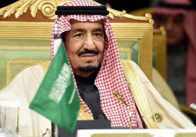 شاہ سلمان کی سعودی عرب میں امریکی فوج کی تعیناتی کی منظوری