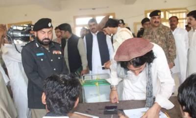 قبائلی اضلاع الیکشن : آزاد امیدواروں کو برتری حاصل ، پی ٹی آئی کا دوسرا نمبر