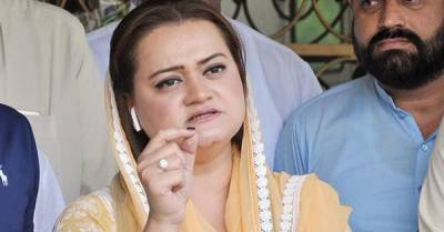 عمران خان کے ڈر اور نوازشریف کے حوصلے میں فرق صرف سلیکٹڈ کا ہے، مریم اورنگزیب