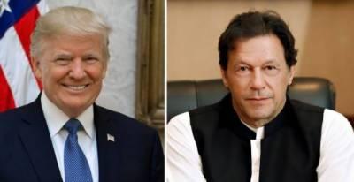 وزیراعظم عمران خان اور امریکی صدر کے درمیان ملاقات آج ہو گی
