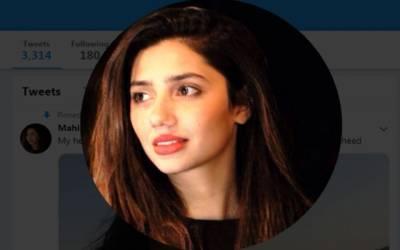 بیوی کو تشدد کا نشانہ بنانے پر ماہرہ خان کی محسن عباس پر سخت تنقید