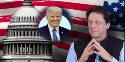 امریکی صدر ٹرمپ نے دورہ پاکستان کی دعوت قبول کر لی