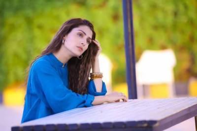 عائزہ خان نے فلموں میں کام کرنے کا عندیہ دے دیا