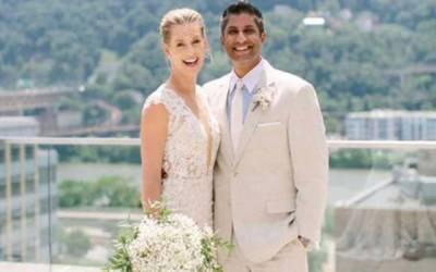 امریکی ٹینس سٹار الیسن رسکی کا اپنی شادی پربھارتی گانے پر رقص
