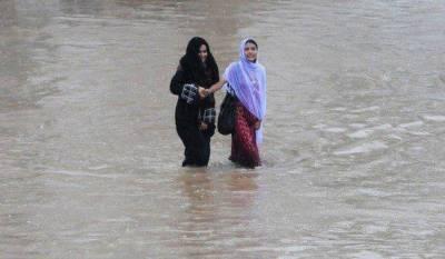 ملک میں 27 جولائی تک شدید بارشیں ہوں گی: محکمہ موسمیات