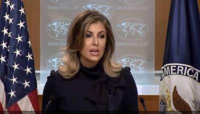 امریکی اسٹیٹ ڈیپارٹمنٹ نے ٹرمپ ، عمران خان ملاقات کو کامیاب قرار دیدیا