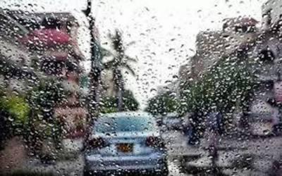محکمہ موسمیات نے کراچی میں 27جولائی سے بارشوں کی پیشگوئی کر دی