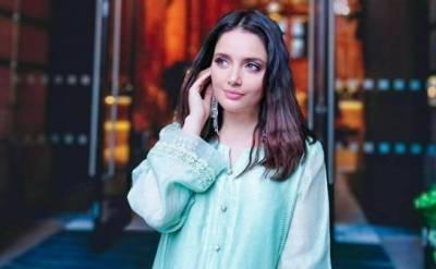 """ارمینہ رانا خان کا اداکاری کا آغاز ہندی فلم"""" اٹس ٹو مچ"""" سے کرنے کا انکشاف"""