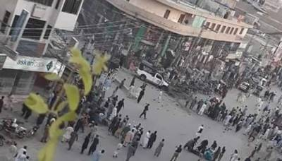 کوئٹہ میں دھماکہ: 4 افراد جاں بحق اور 25 افراد زخمی ہو گئے