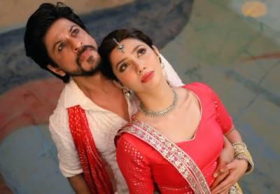 شاہ رخ نے ماہرہ خان کو اداکارانہ صلاحیتوں سے بھرپور شخصیت قرار دیدیا