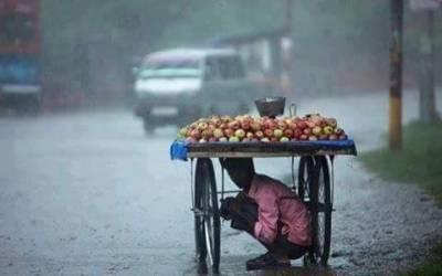 محکمہ موسمیات نے 8 اگست سے بارشوں کے نئے سلسلے کی پیشگوئی کر دی