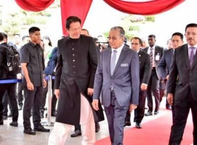 وزیراعظم کا ڈاکٹر مہا تیر محمد سے ٹیلی فونک رابطہ، مقبوضہ کشمیر کی صورتحال تبادلہ خیال