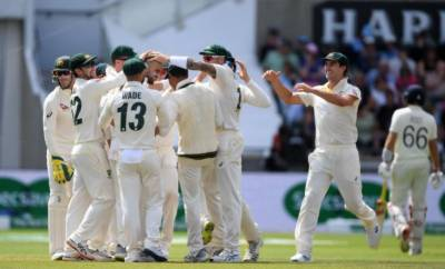 ایشز سیریز: آسٹریلیا نے انگلینڈ کو پہلے ٹیسٹ میچ میں 251 رنز سے شکست دے دی