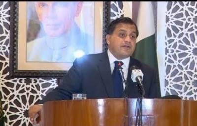 ہم مسلمان ہیں ،ڈر کا لفظ ہماری ڈکشنری میں نہیں،بھارت 27فروری مت بھولے:ترجمان دفتر خارجہ
