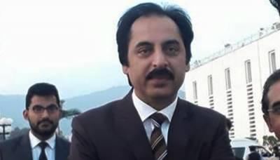 نیب کے ڈپٹی پراسیکیوٹر جنرل مظفر عباسی پر فائرنگ کا واقعہ