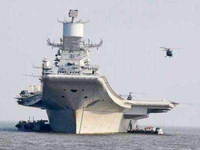 بھارت پاکستان سے ڈر گیا ، بحریہ کو الرٹ رہنے کا حکم