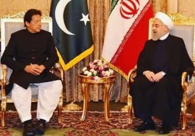 ایرانی صدر اور وزیر اعظم عمران خان کے درمیان ٹیلیفونک رابطہ، مسئلہ کشمیر پر گفتگو