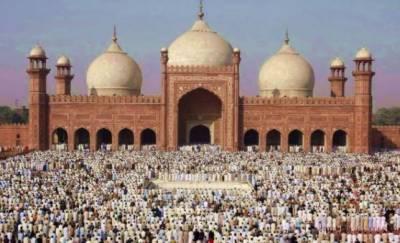 کشمیریوںسے اظہار یکجہتی , ملک بھر میں آج عید الاضحٰی سادگی سے منائی جارہی ہے