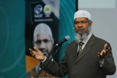 کشمیر کی سنگین صورتحال، مسلم ممالک کردار ادا نہیں کر رہے'ڈاکٹر ذاکر نائیک