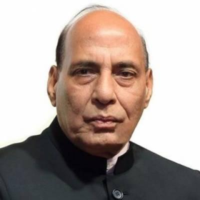 بھارت ایٹمی حملے میں پہل کرسکتا ہے: راج ناتھ