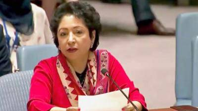 مقبوضہ کشمیر عالمی مسئلہ بن گیا : ملیحہ لودھی