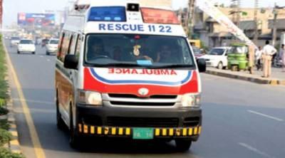 دیر بالا میں دھماکے کے نتیجے پانچ افراد جاں بحق