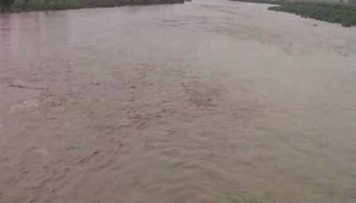 باکھڑا ڈیم سے دریائے ستلج میں پانی کا ریلا چھوڑ دیا
