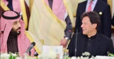 ولی عہدمحمد بن سلمان کا وزیراعظم سے ٹیلی فونک رابطہ، مقبوضہ کشمیر کی صورتحال پر گفتگو کی