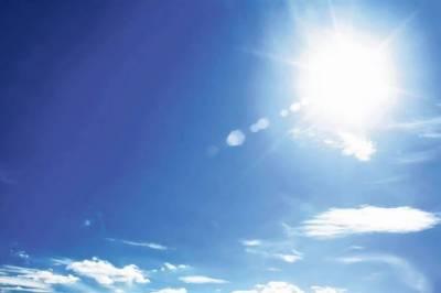 ملک کے بیشتر علاقوں میں آئندہ 24 گھنٹوں تک موسم گرم اور خشک رہیگا: محکمہ موسمیات