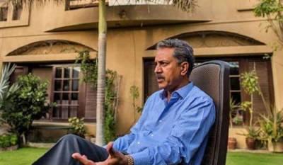 وسیم اختر نے پی ایس پی سربراہ مصطفیٰ کمال کو چائنہ کٹر قرار دیدیا