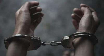 لیگی رہنما کا بیٹا منشیات برآمد ہونے کے الزام میں گرفتار