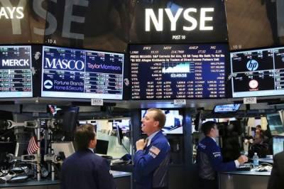 چینی مصنوعات پر ٹیکسز کا اعلان، امریکی منڈیوں میں مندی کا رجحان