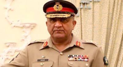 مقبوضہ کشمیر کی حالیہ صورتحال ،پاک فوج کے سپہ سالار نے دبنگ اعلان کر دیا