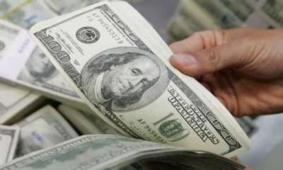 انٹربینک میں ڈالر 10 پیسے مہنگا ہو گیا