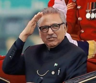 بھارت کی ٹویٹر کو صدر پاکستان کا اکاونٹ بند کرنیکی درخواست مسترد