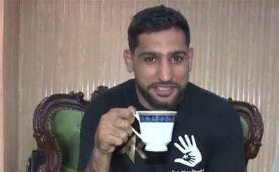 باکسر عامر خان نے سوشل میڈیا پر کشمیری چائے کو