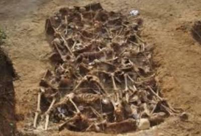 پیرو ، ماہرین آثار قدیمہ کی ساحل کے قریب کھدائی کے دوران 7 22 بچوں کی لاشیں برآمد