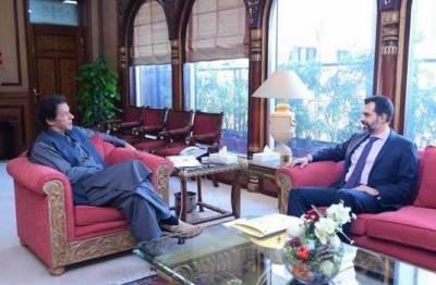 وزیراعظم سے گورنر سٹیٹ بینک کی ملاقات،معاشی صورتحال پر تبادلہ خیال