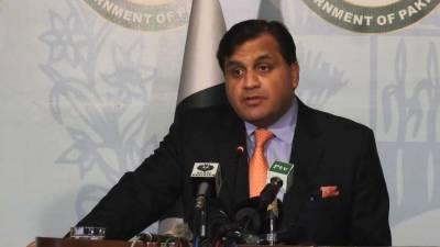 مقبوضہ کشمیر کے معاملے پر بھارت عالمی سطح پر پھنس گیا ہے، ترجمان دفتر خارجہ