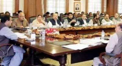 پنجاب کابینہ میں بڑی تبدیلیاں کی جانے کا امکان